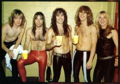 Iron Maiden, una banda de Heavy Metal (3)