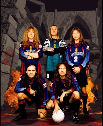 Iron Maiden, una banda de Heavy Metal (4)