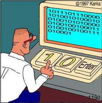 Lenguaje binario