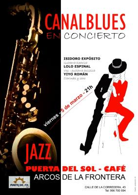 Concierto de Jazz y Blues en Arcos