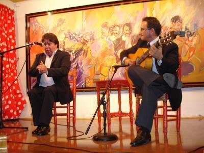 Flamenco en Cafe Puerta del Sol
