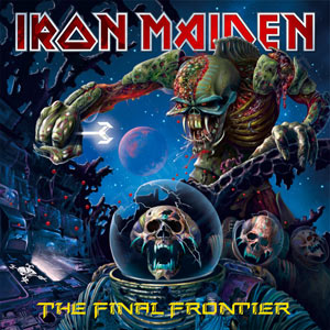"Iron Maiden: ""The Final Frontier"" (2010). Album completo."